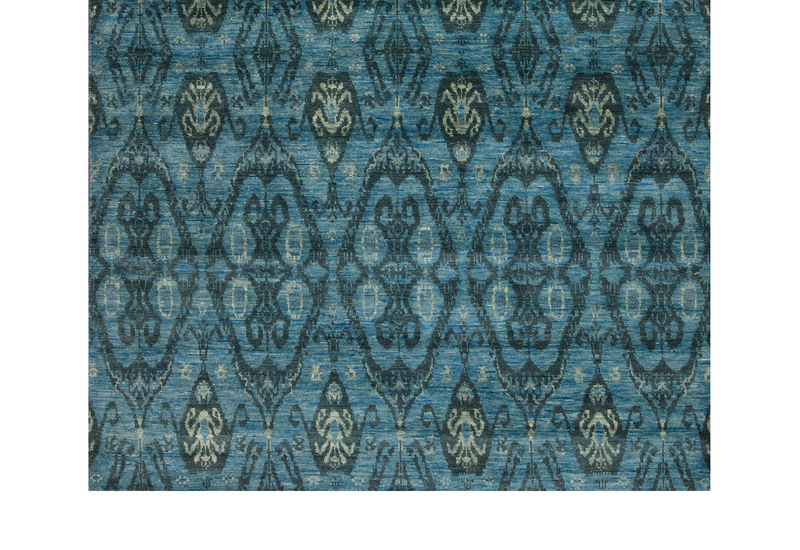 Vogue adorable turquoise rug samad rugs treniq 3