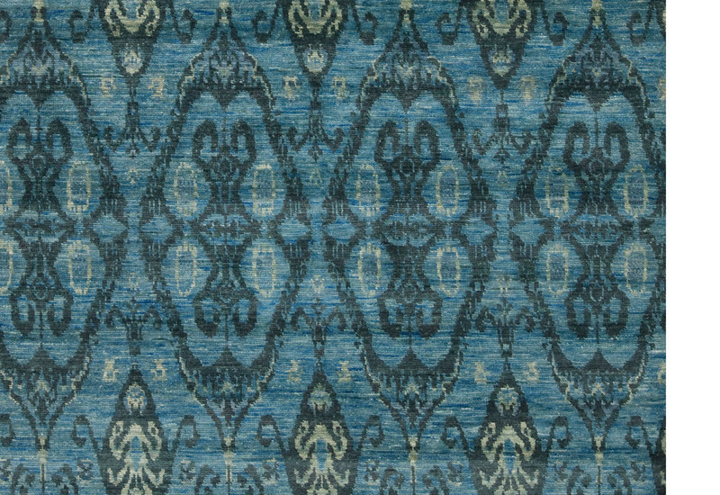 Vogue adorable turquoise rug samad rugs treniq 4