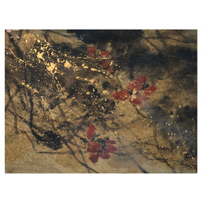 Gold Floret Panel - Studio 198 - Treniq