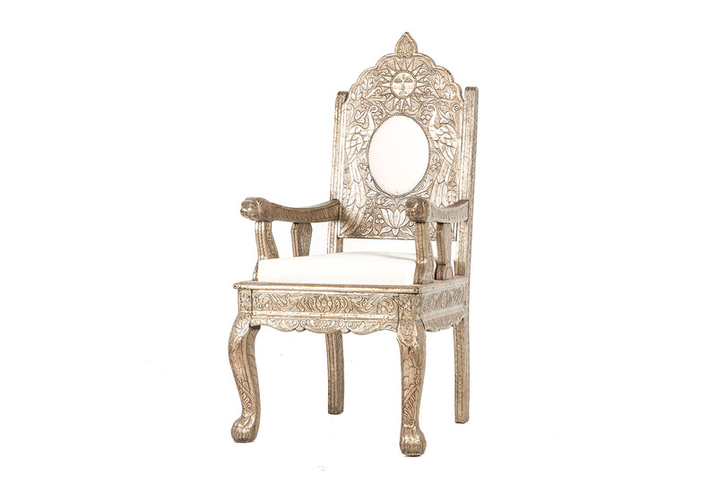 Carved old wedding chair anemos treniq 1