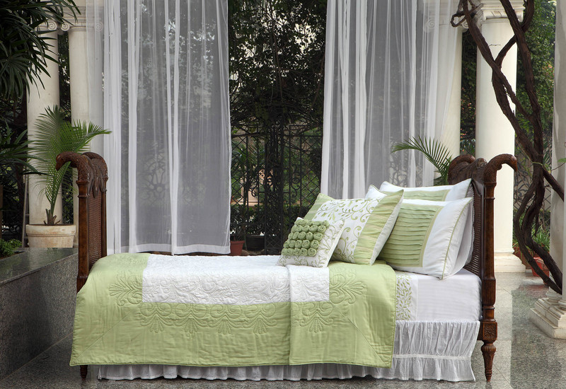 Green grandeur bedding la kairos treniq 4