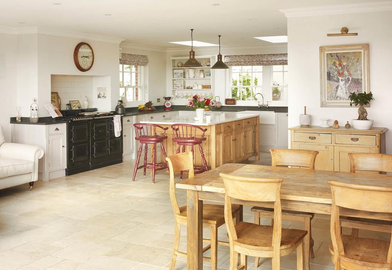 Kitchen with aga rencraft treniq 1