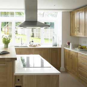 Modern Oak Kitchen - Rencraft - Treniq