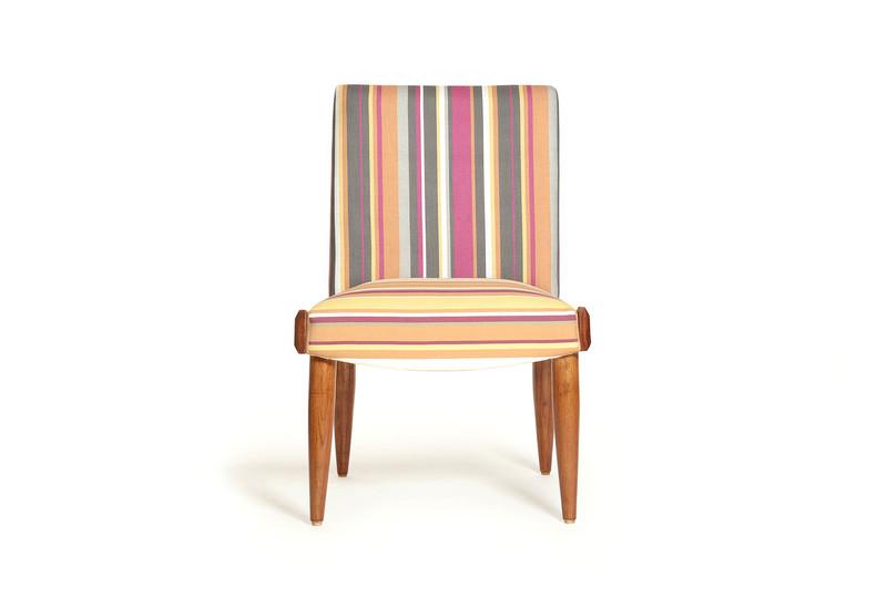 Tinker stripe craze chair limon design treniq 1