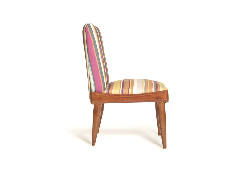 Tinker stripe craze chair limon design treniq 2