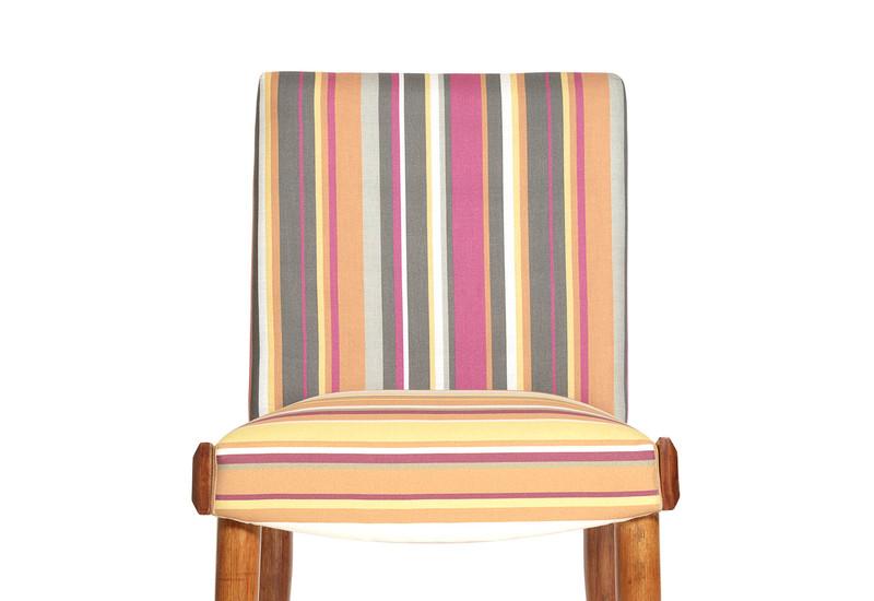 Tinker stripe craze chair limon design treniq 3