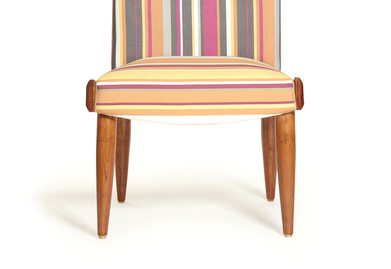 Tinker stripe craze chair limon design treniq 4