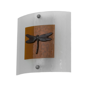 Dragonfly Wildlife Wall Lamp - Smashing - Treniq