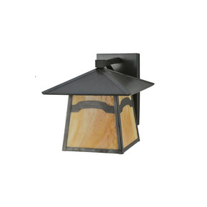 Mountain View Outdoor Wall Lamp - Smashing - Treniq