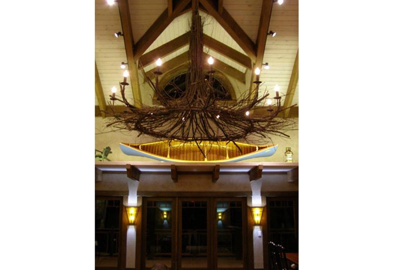 Rustic lodge chandelier treniq rustic lodge chandelier smashing treniq 3 aloadofball Image collections