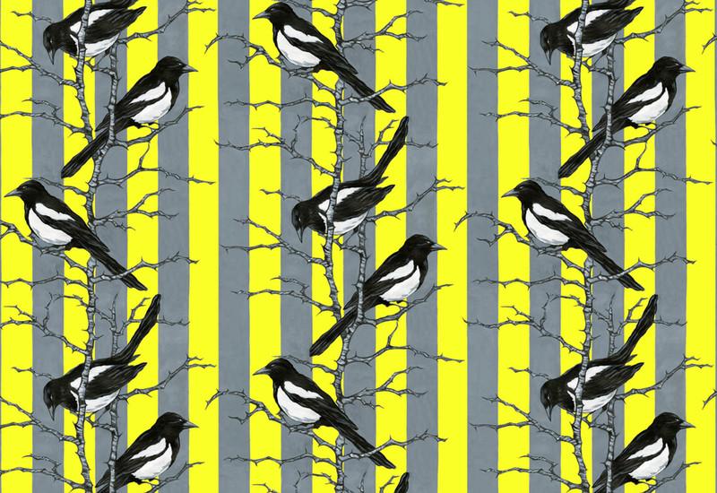 Mr magpie wallpaper lux   bloom treniq 2
