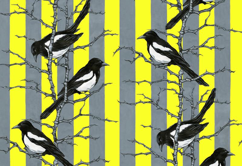 Mr magpie wallpaper lux   bloom treniq 4