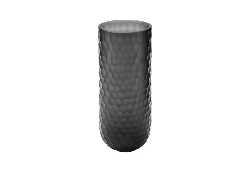Opaque honeycomb design vase inventrik enterprise treniq 1