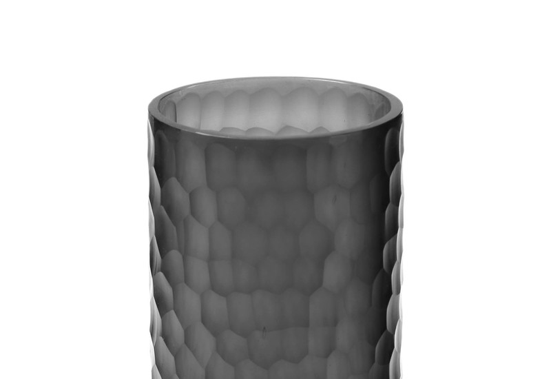Opaque honeycomb design vase inventrik enterprise treniq 2