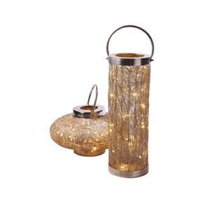 Wire Mesh Cylindrica Lantern - Inventrik Enterprise - Treniq