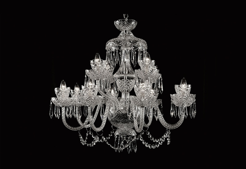 Aisling chandelier waterford made chandeliers treniq 1