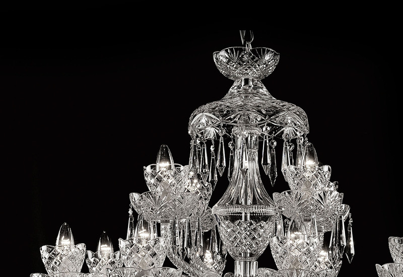 Aisling chandelier waterford made chandeliers treniq 3
