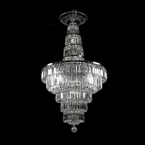 All Round Chandelier - Waterford Made Chandeliers - Treniq