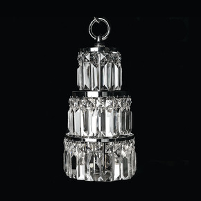 Lorcan 3 tier round - Waterford Made Chandeliers - Treniq