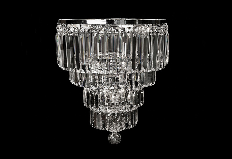 Lorcan round chandelier 2 waterford made chandeliers treniq 1