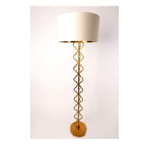 Abelard Floor Lamp - Labyrinthe Interiors - Treniq