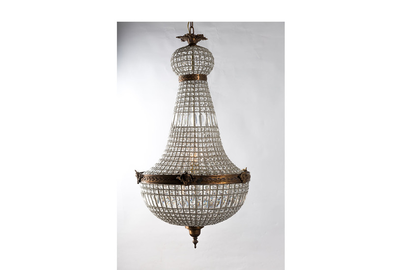 Montgolfiere chandelier labyrinthe interiors treniq 1