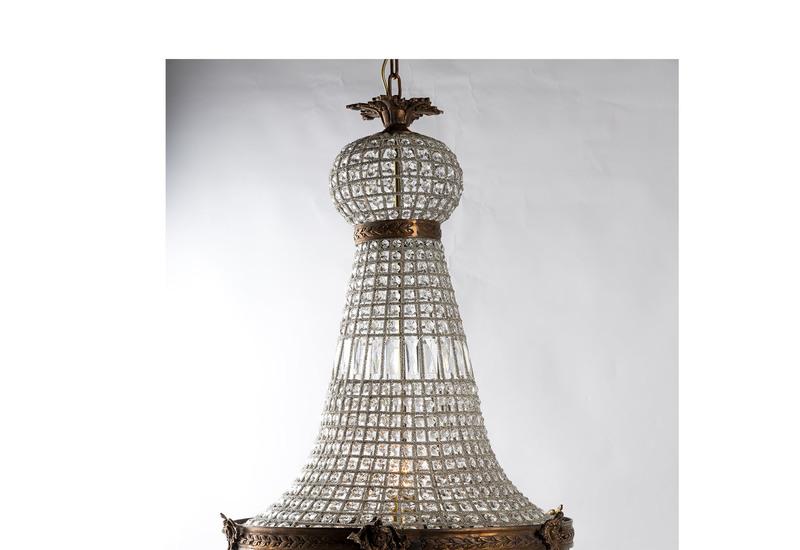 Montgolfiere chandelier labyrinthe interiors treniq 3