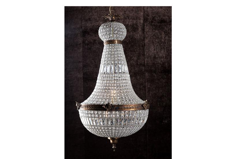 Montgolfiere chandelier labyrinthe interiors treniq 4