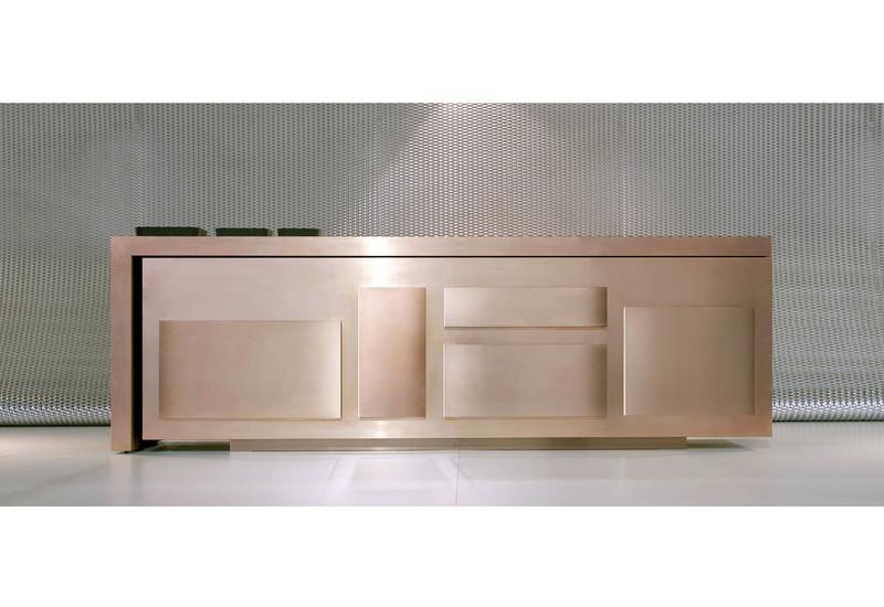 Semplice copper kitchen strato treniq 1
