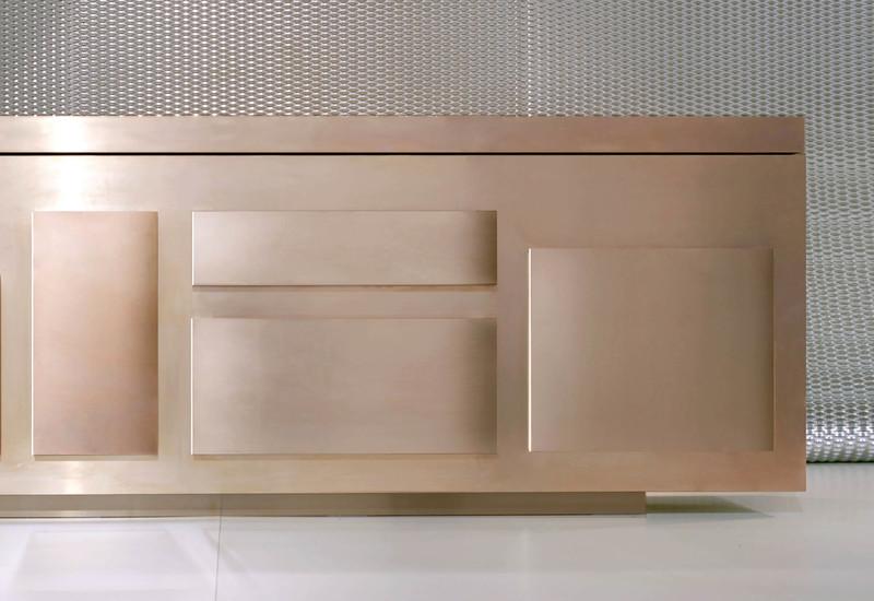 Semplice copper kitchen strato treniq 3