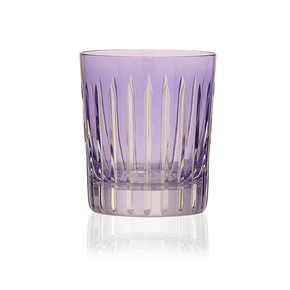 Lavender Shining Star Crystal Tumbler - Gurasu - Treniq