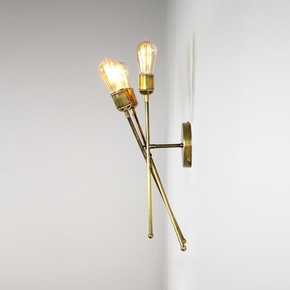 Atom Wall Lamp - Schwung Home - Treniq