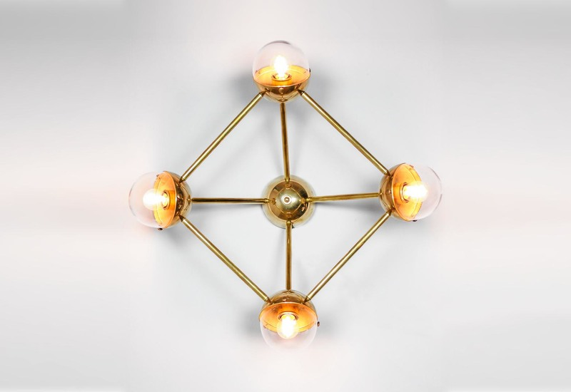 Molecule wall lamp schwung home treniq 1