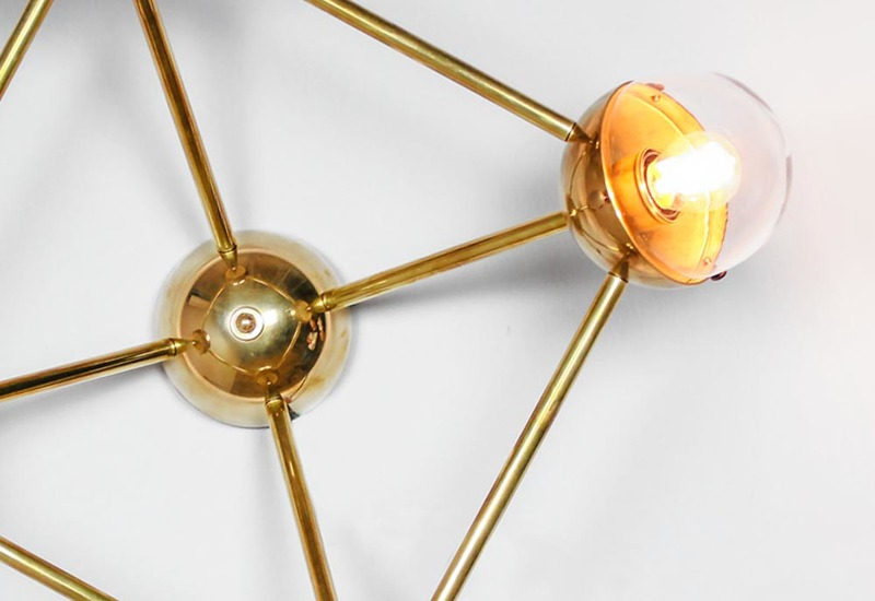 Molecule wall lamp schwung home treniq 3