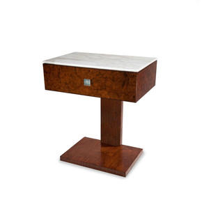 Keppel Bedside Table - Ivar - Treniq