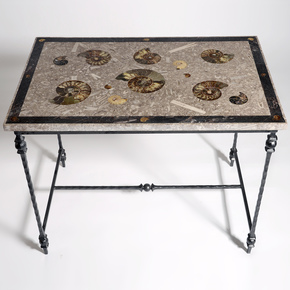 Large Ammonite Table - Hurley - Treniq