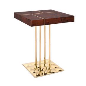 Tristan Square Side Table - Decca - Treniq