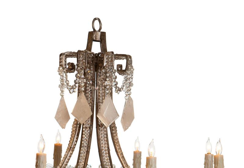 ebanista lighting. bardot chandelier ebanista treniq 2 lighting