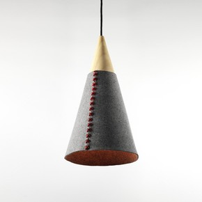 Gaia Small Pendant Lamp - Ilanel - Treniq