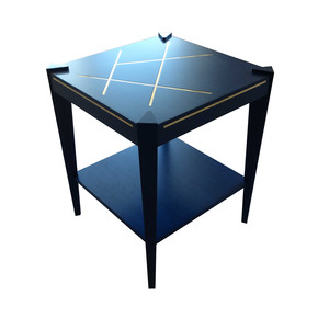 Callisto-Side-Table-With-Shelf_Black-&-Key_Treniq_0