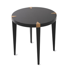Meso Side Table - Black and Key - Treniq