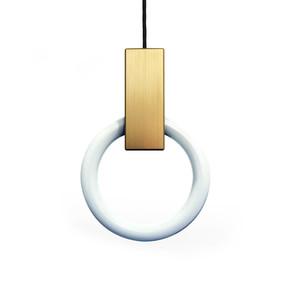 Halo Pendant Lamp - Matthew McCormick Studio - Treniq