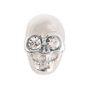 Charlie Skull Malachite knob II - Matthew Mc Cormick Studio - Treniq