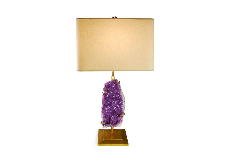 Robert amethyst table lamp matthew mccormick studio treniq 1