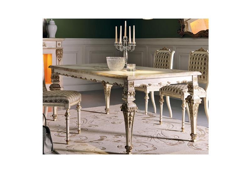 Italian Design Louis Xiv Dining Table Jennifer Manners Treniq 1