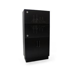 Battersea Silhoutte Bar Cabinet - Esbe Design - Treniq