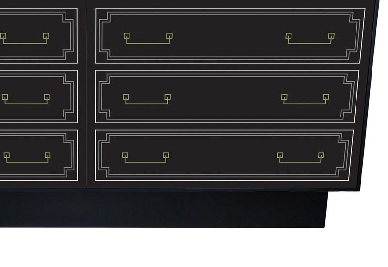Georgian chest of drawers esbe design treniq 4