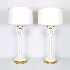 Faux Bois Lamp - Sergio Jaeger - Treniq