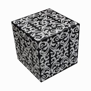 Black Fluer Table - Farrago - Treniq
