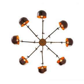 San Jose Chandelier - Mullan Lighting - Treniq